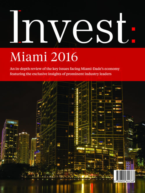 Invest: Miami 2016 - Entire Book plus Individual Chapters