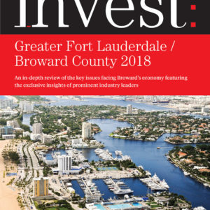 Invest: Greater Fort Lauderdale/Broward
