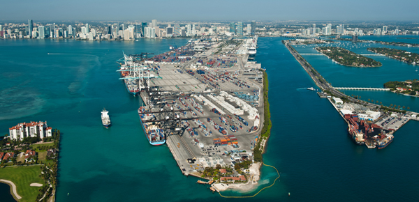 Miami's Industrial Real Estate Has Buyers Lining Up