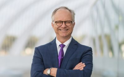 Spotlight On: Randy Avent, President, Florida Polytechnic University