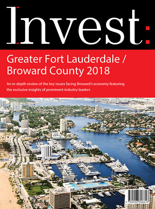 Invest: Greater Fort Lauderdale/Broward 2018