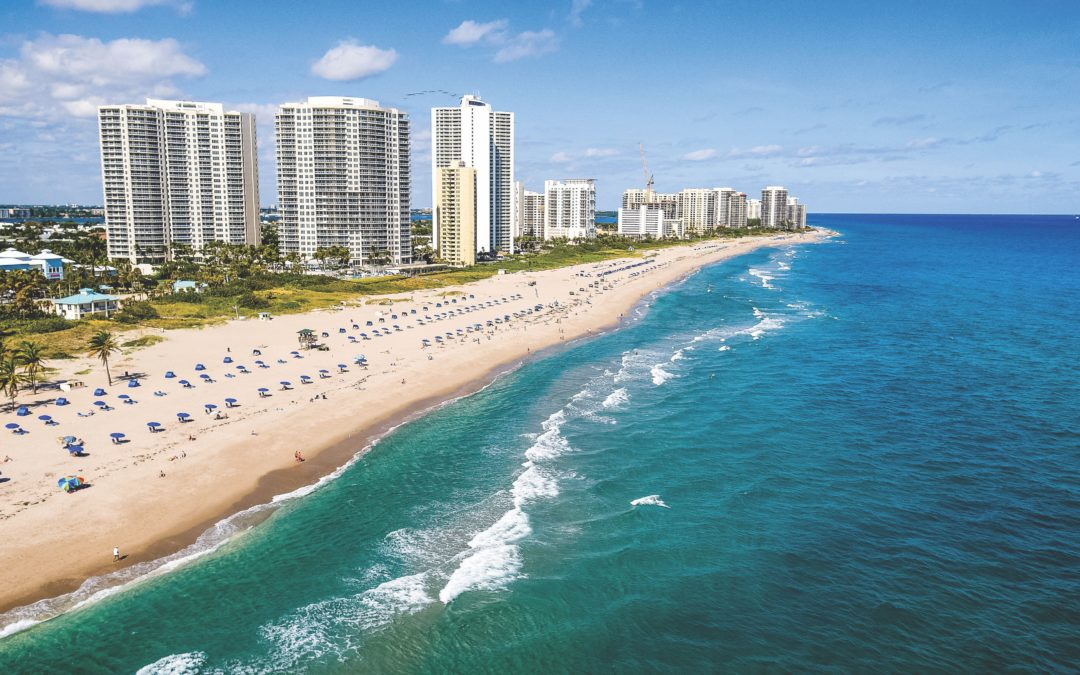 Top 5 Tourism Drivers for The Palm Beaches