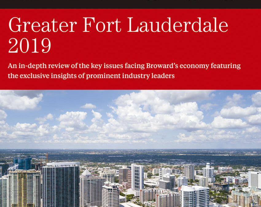 Invest: Greater Fort Lauderdale/Broward 2019