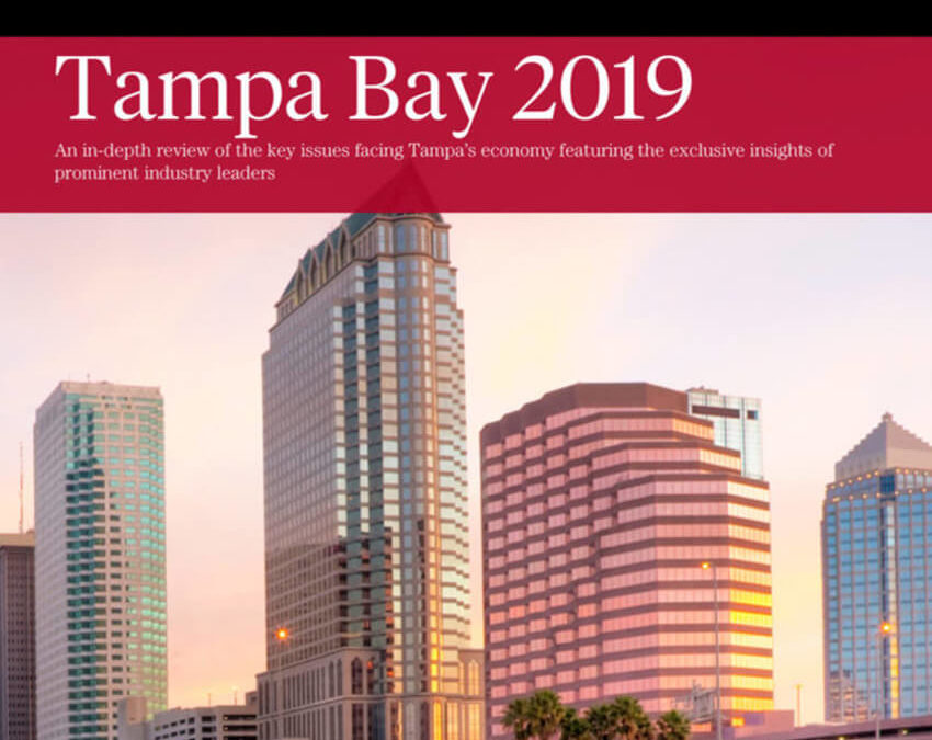 Invest: Tampa Bay 2019