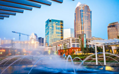 Charlotte Rising to Tech Challenge Related to Emerging Workforce