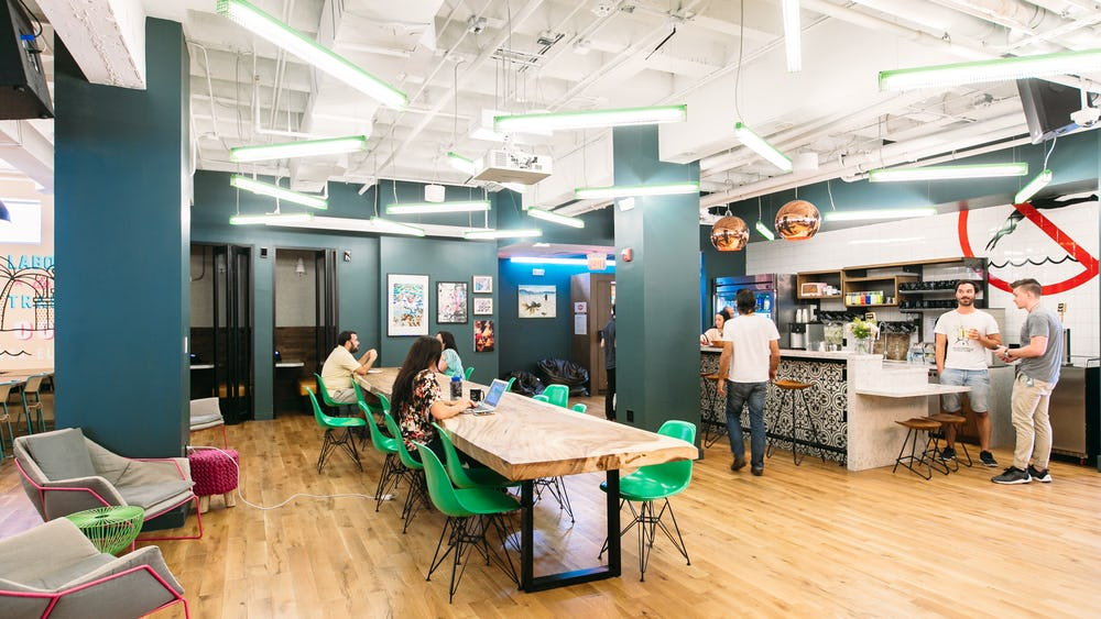 Miami Dominates in Innovative Coworking Real Estate