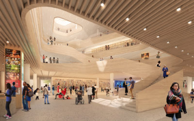Big Reveal: A New Look for Charlotte's Main Library