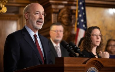Gov. Wolf's Pennsylvania Budget Prioritizes Education, Income