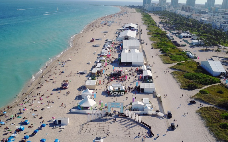 Miami's Top 5 Fantastic Food Festivities