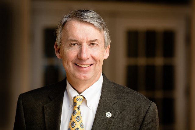 Spotlight On:  Grant Cornwell, President, Rollins College