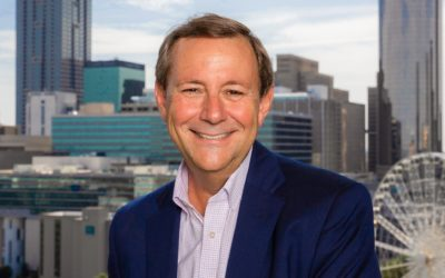 Spotlight On: William Pate, President and CEO, Atlanta Convention & Visitors Bureau