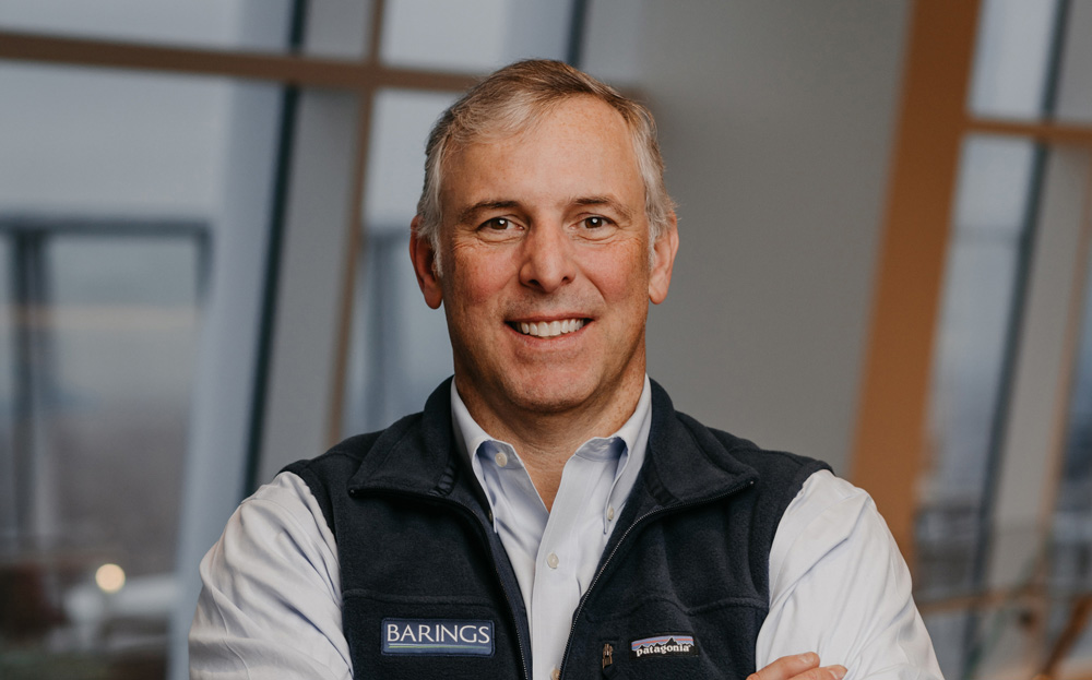 Spotlight On: Tom Finke, Chairman and CEO, Barings