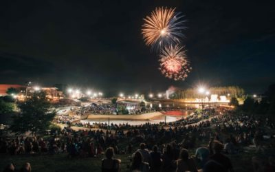 Fourth of July weekend in the Queen City