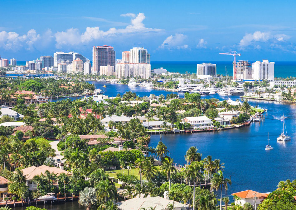 Real estate development is booming in Fort Lauderdale