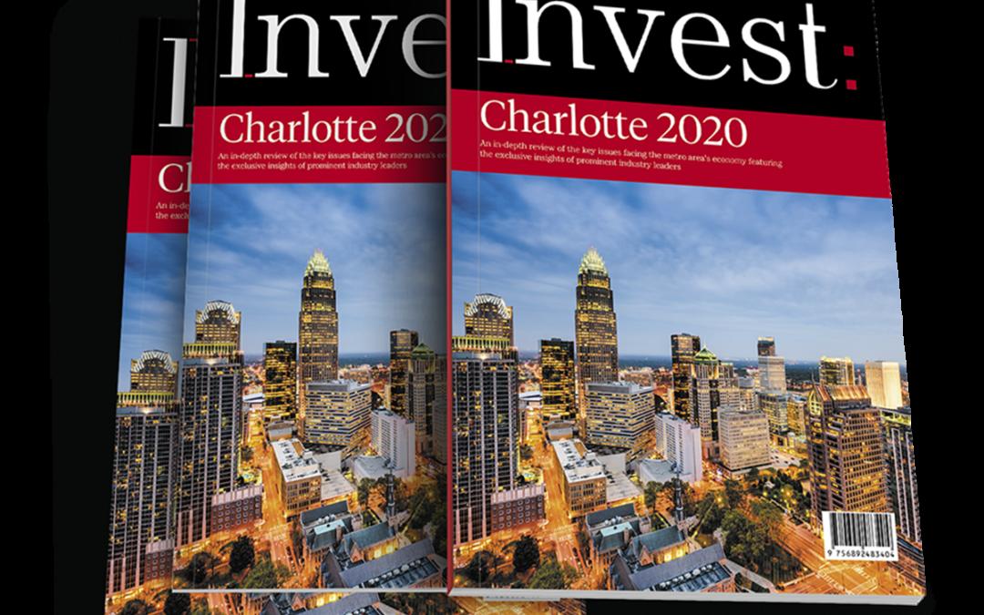 Invest: Charlotte 2020 Press Release
