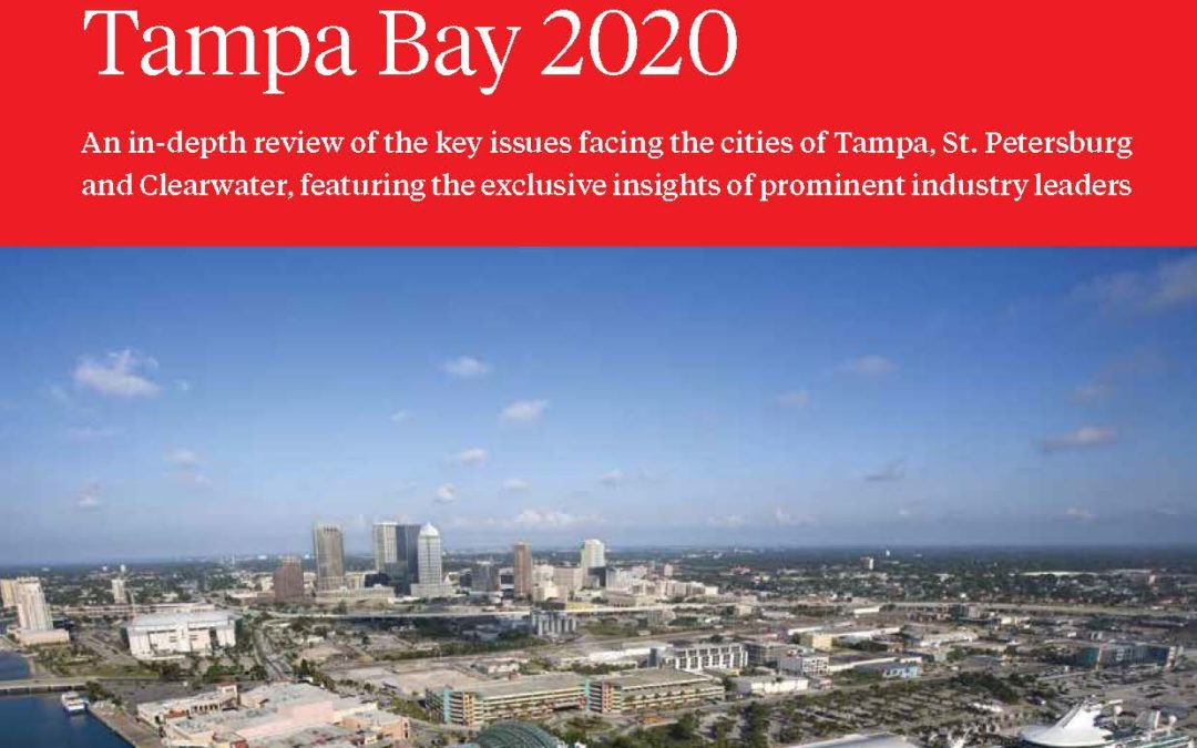Invest: Tampa Bay 2020 Press Release