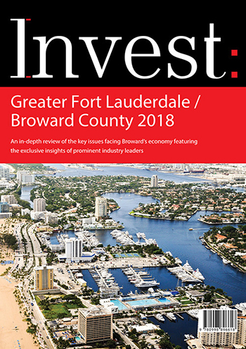 Invest: Greater Fort Lauderdale 2018