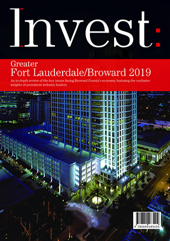 Invest: Greater Fort Lauderdale 2019