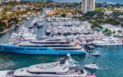 The Fort Lauderdale International Boat Show must go on