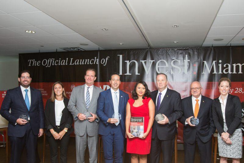 invest miami launch confereces