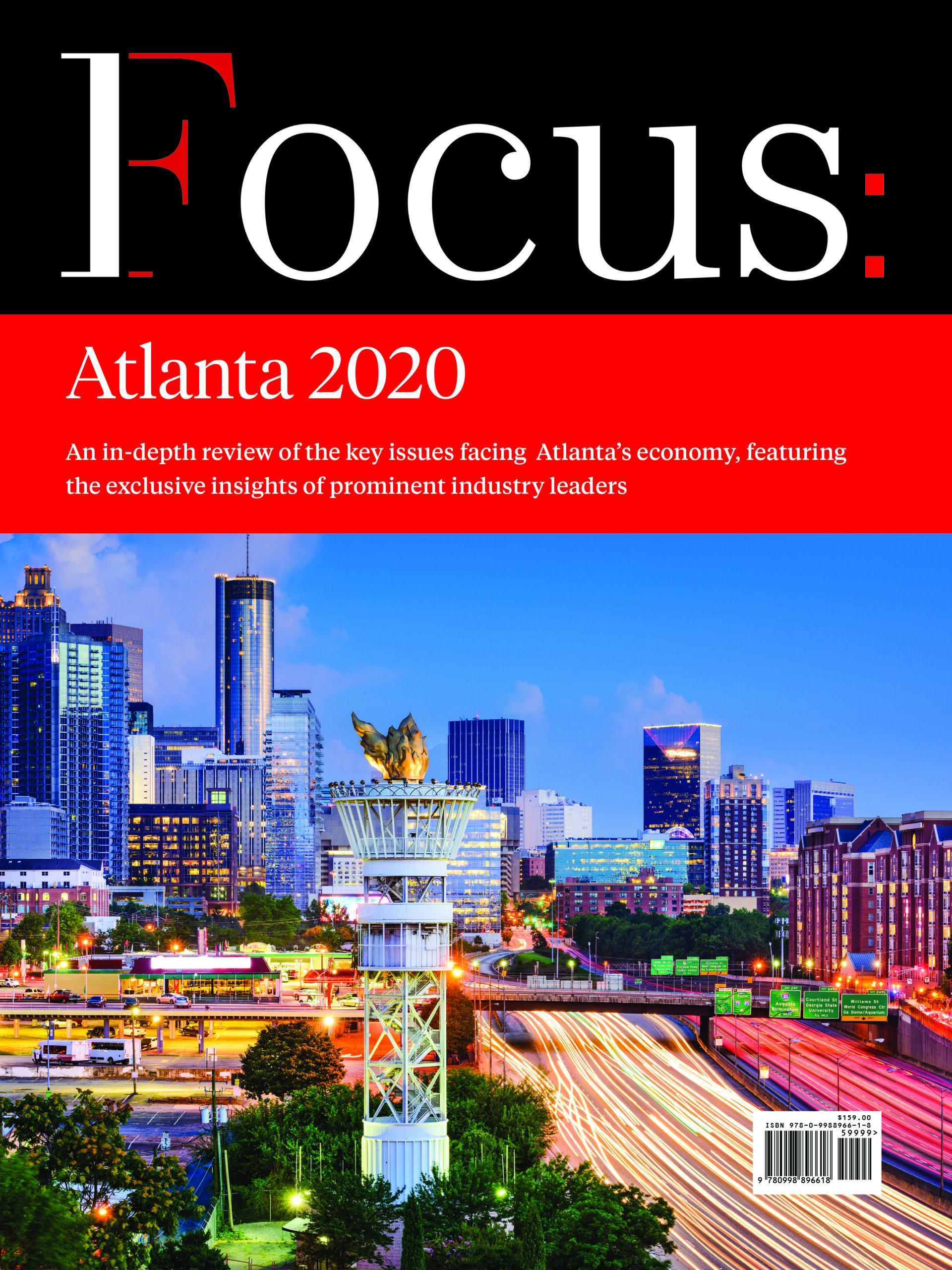 Focus Atlanta 2020 Cover