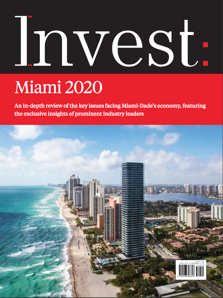Invest Miami 2020 Cover