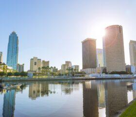 Tampa Bay Skyline
