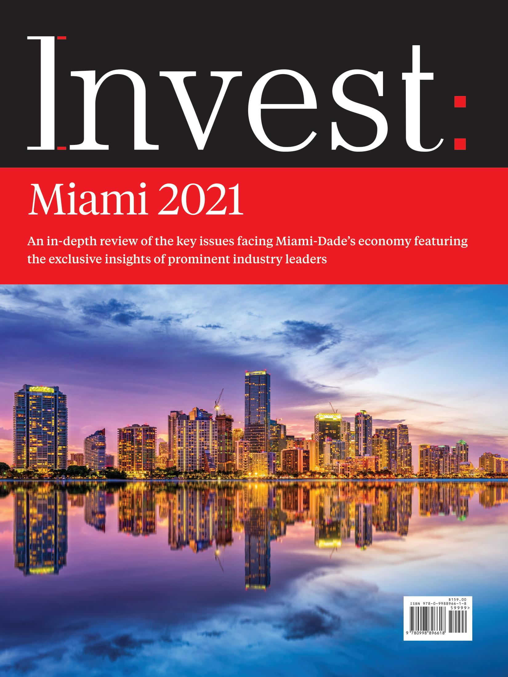 Invest Miami 2021 Cover