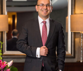 Tabish Siddiquie, General Manager, The Vinoy Renaissance St. Petersburg Resort & Golf Club