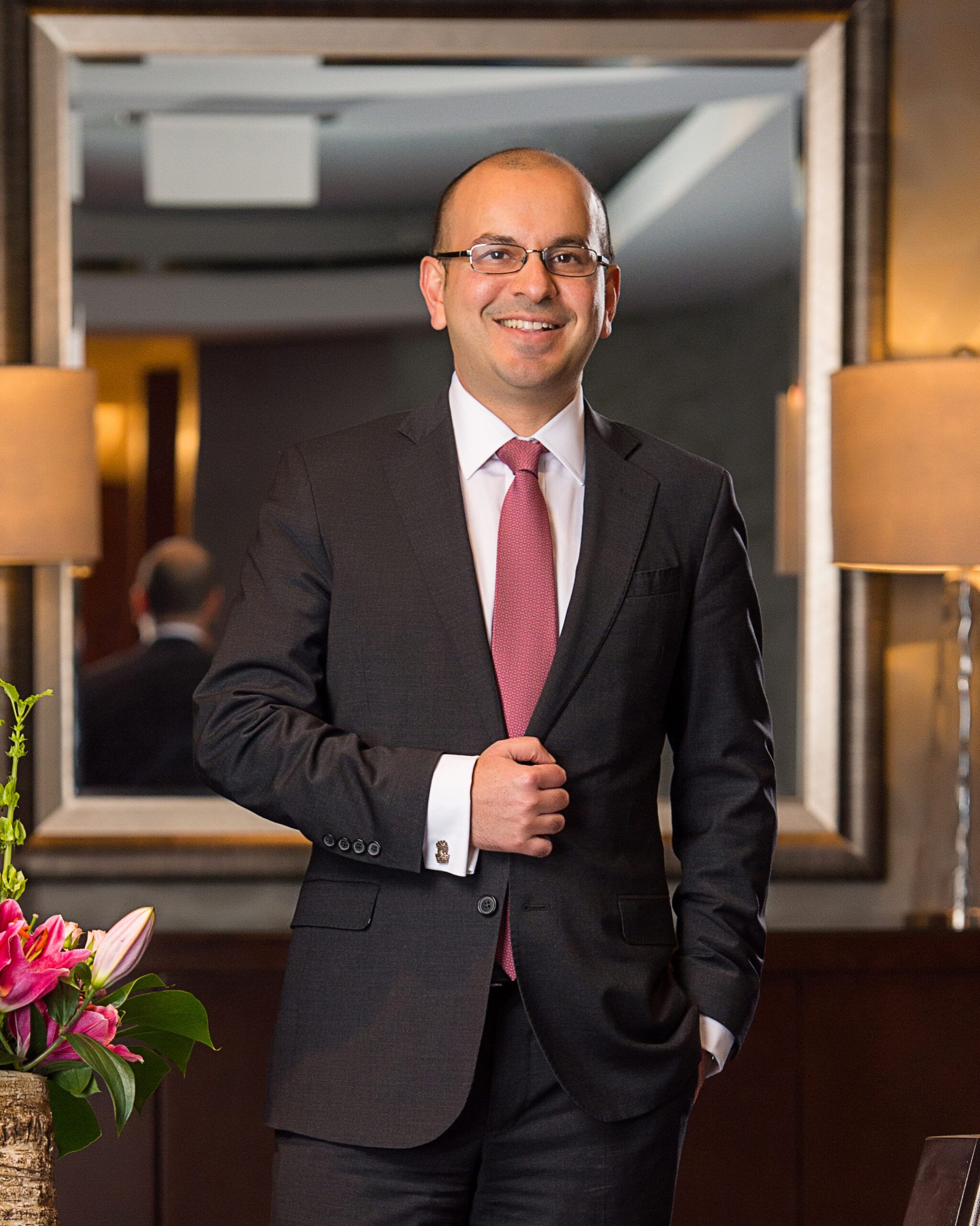 Tabish Siddiquie, General Manager, The Vinoy Renaissance St. Petersburg Resort & Golf Club