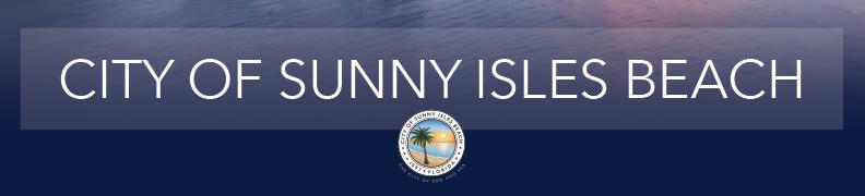 Ebanner_City of Sunny Isles