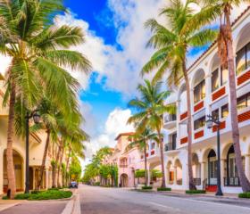 Pop-ups in Palm Beach