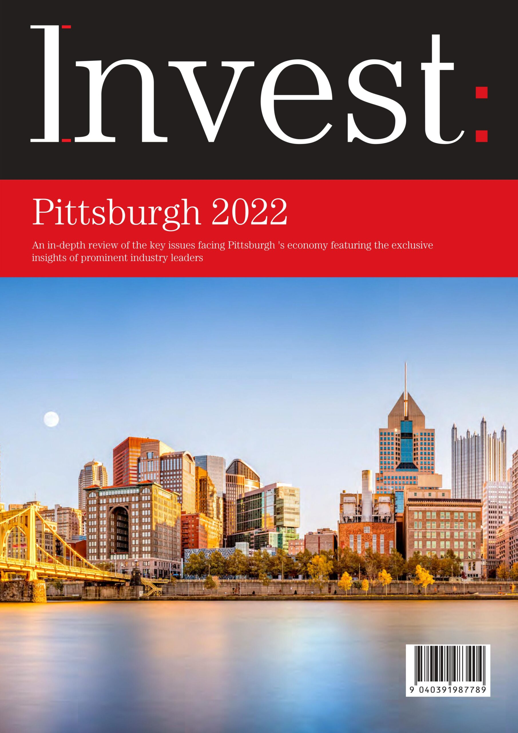 Invest: Pittsburgh 2022