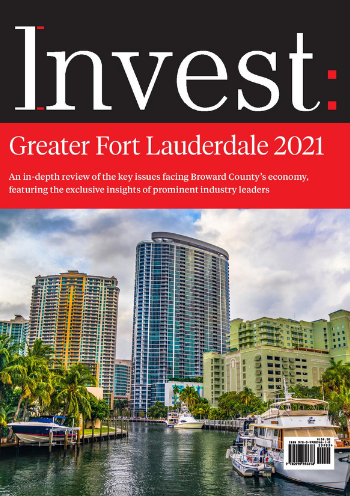Invest: Greater Fort Lauderdale 2021