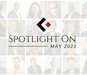 Spotlight on - May 2021