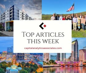 Top articles of the week