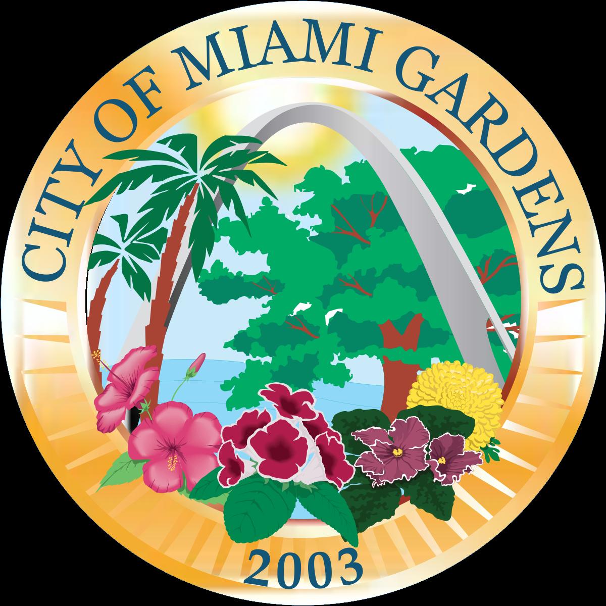 city of miami gardens logo
