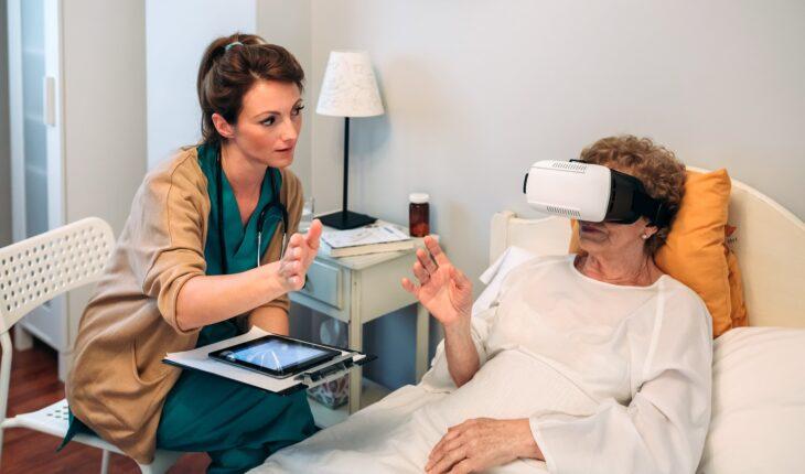 therapeutic virtual reality
