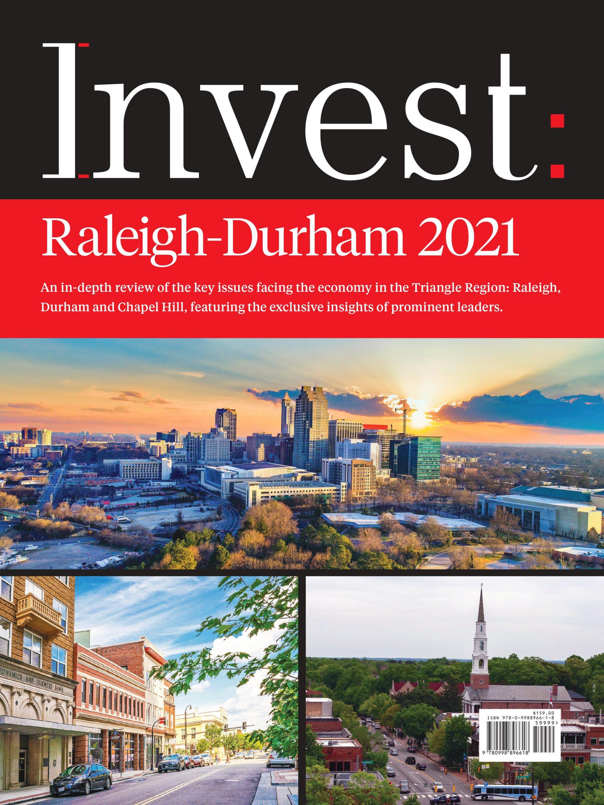 Invest: Raleigh-Durham 2021