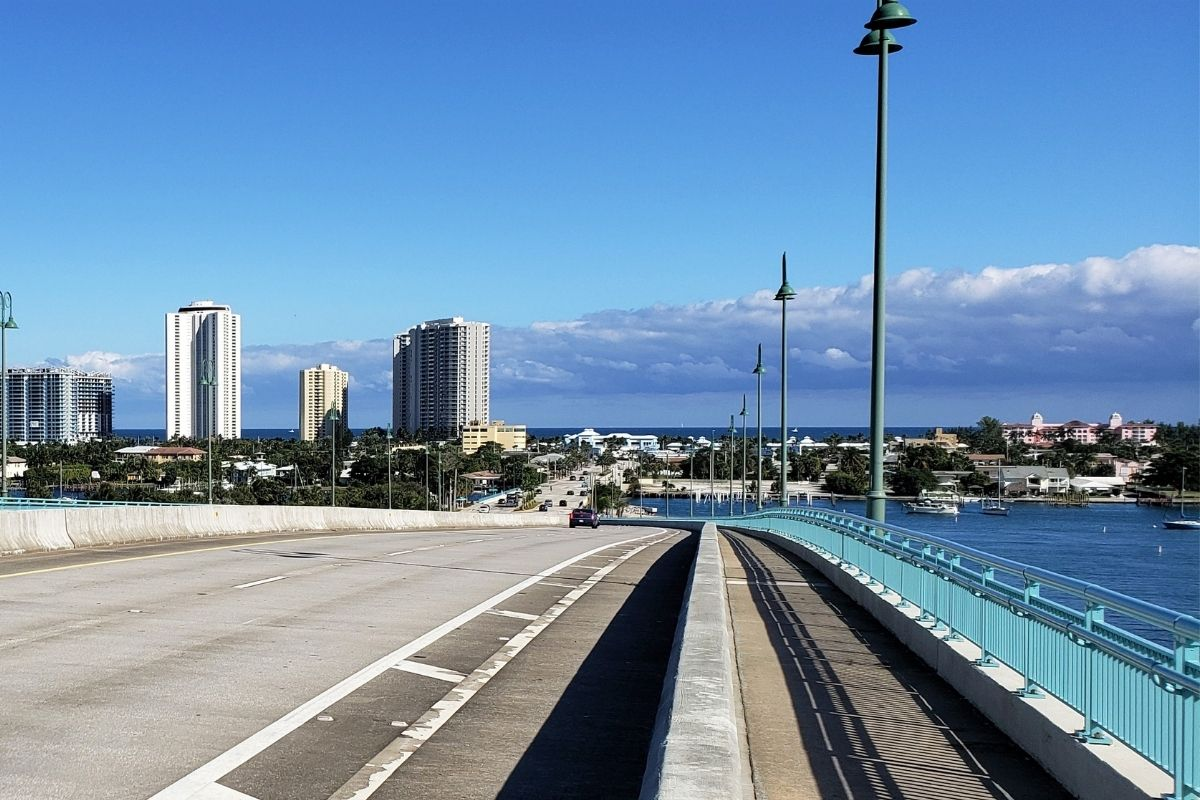 transportation projects in Palm beach