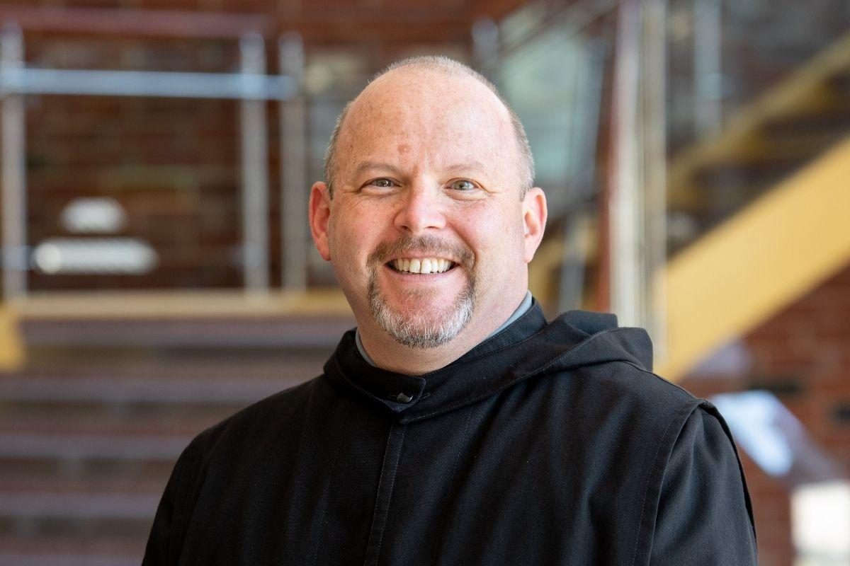 Father Paul Taylor Saint Vincent College